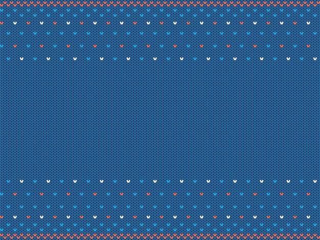 니트 원활한 패턴입니다.