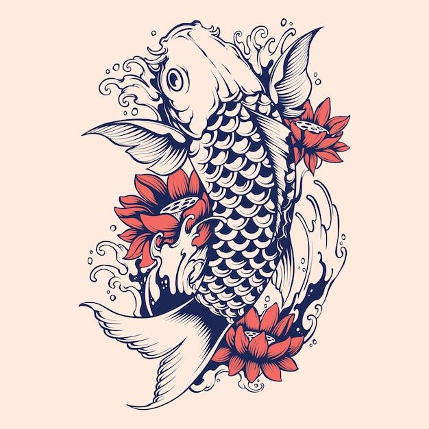 잉어 물고기