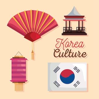 Корея культура четыре иконы