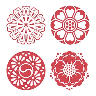Korean traditional design elements