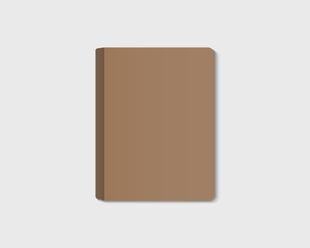 Kraft paper book cover