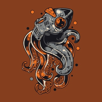 Kraken monster