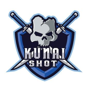 Kunai e sports logo