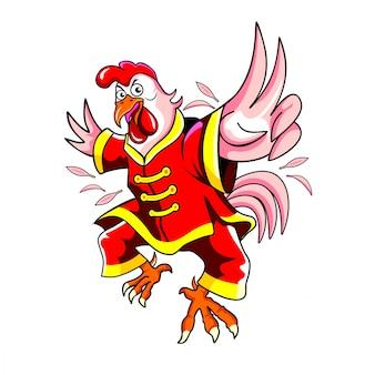 Kungfu chicken