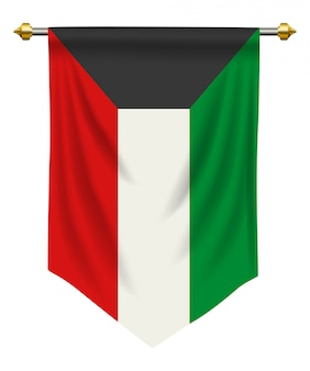 Kuwait pennant