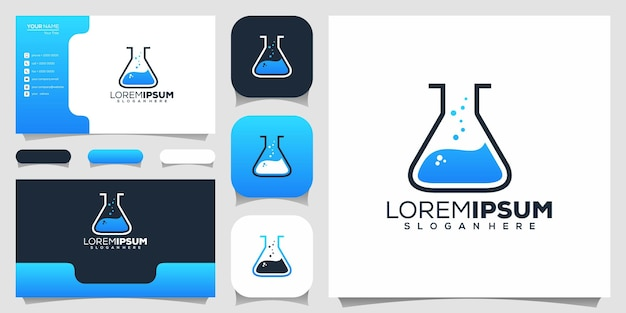 ラボのロゴデザイン