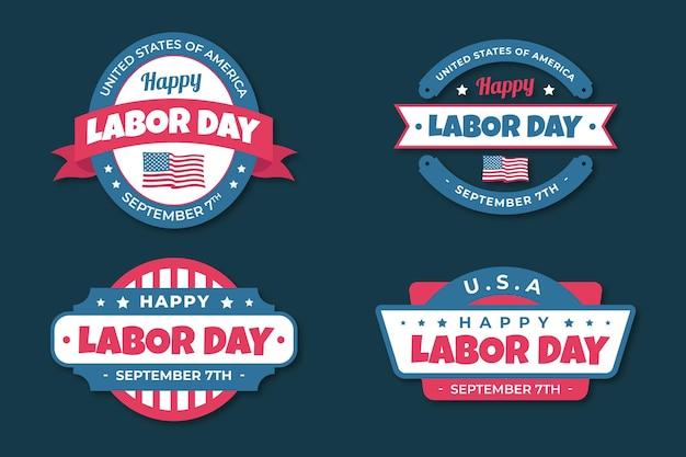 Розыгрыш коллекции этикеток дня труда
