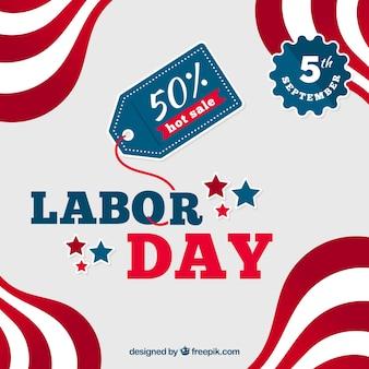 労働日の販売の背景