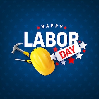 Labor day sale banner and poster templateusa labor day celebration