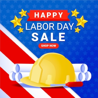 Labor day sale drawing