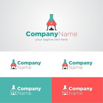 Шаблоны логотипов для лабораторий
