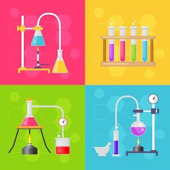 Laboratory research concepts