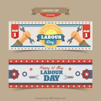 День труда баннер