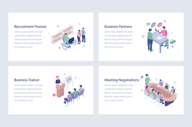Labour and workers vector illustrations