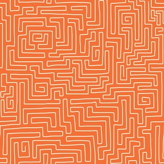 Labyrinth pattern design