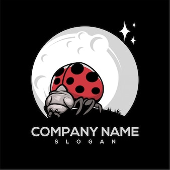 Ladybug summer night logo
