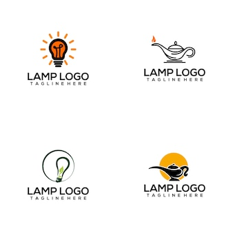 Lamp logo collection