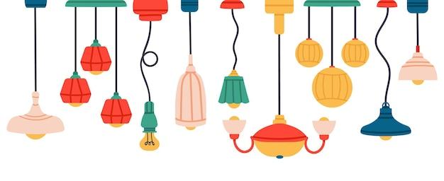 램프 및 샹들리에