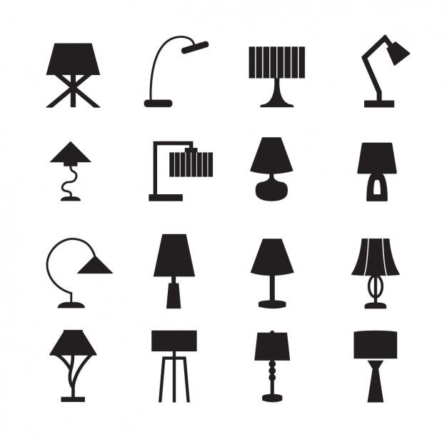 lamp vectors photos and psd files free download rh freepik com lamp vector free lamb vector image