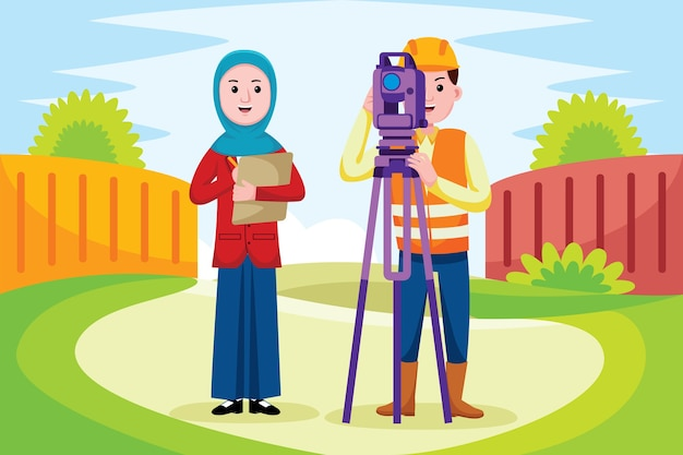 土地家屋調査士の職業