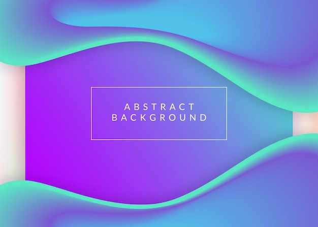 Landing page. vivid gradient mesh. holographic 3d backdrop with modern trendy blend. vibrant website, ui layout. landing page with liquid dynamic elements and fluid shapes.