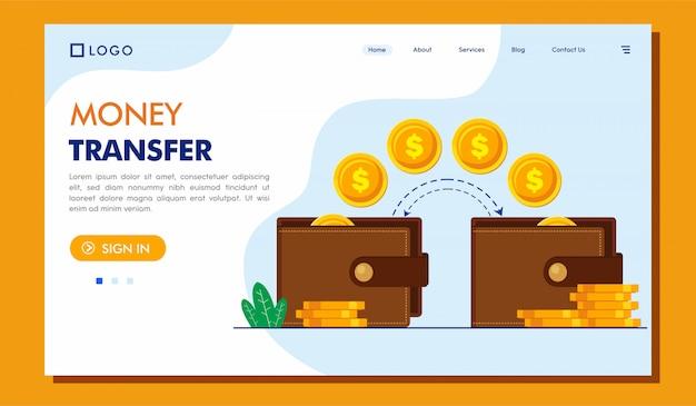 Веб-сайт landing page