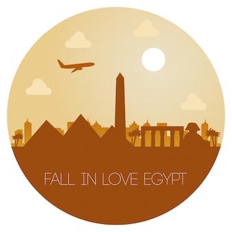エジプトのランドマーク