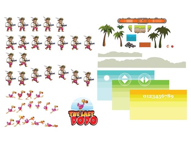Last dodoゲームキット