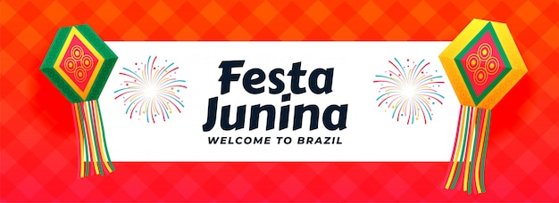 Latin americal festa junina event design