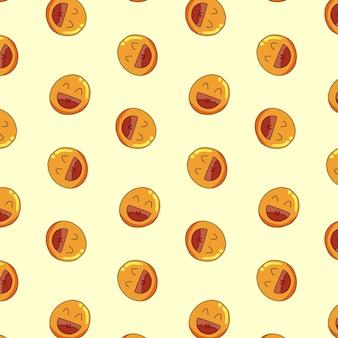 エモティコンパターンを笑う