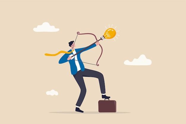 새로운 사업 아이디어, 창의력을 시작하여 문제를 해결하십시오.