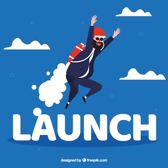 Launch word concept