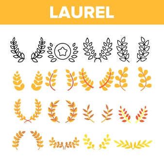 Laurel branches