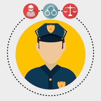 법과 법적 정의 그래픽