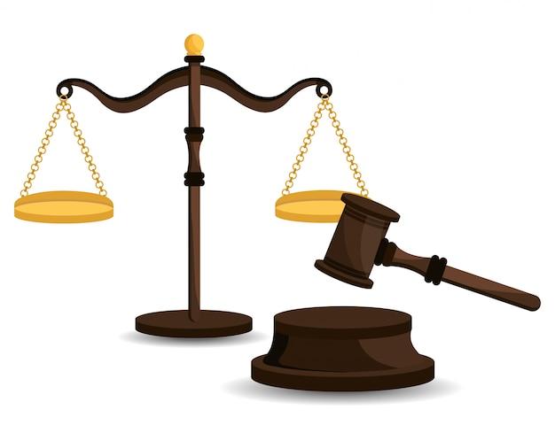 법률 디자인.