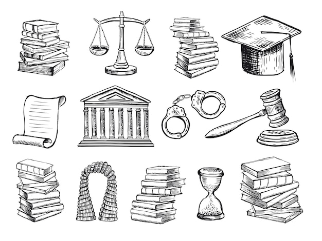 法のシンボルは手描きイラストを設定します