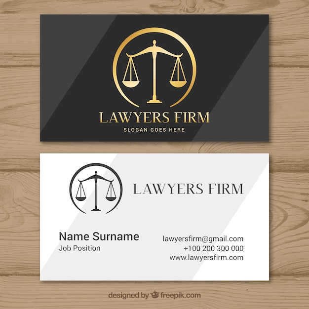 Free Lawyer Card Template Svg Dxf Eps Png 49ers Cut File Etsy