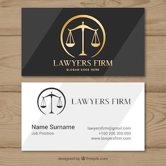 Шаблон карточки адвоката