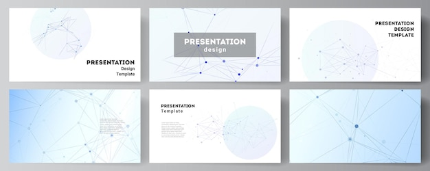 프레젠테이션 슬라이드 디자인 비즈니스 템플릿 레이아웃
