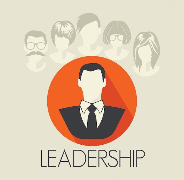 Leadership card