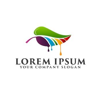 Шаблон шаблона дизайна логотипа