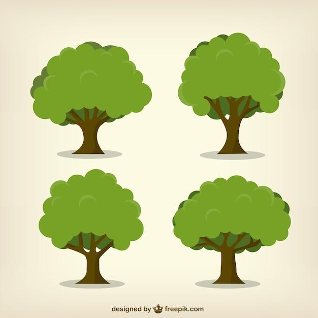tree vectors photos and psd files free download rh freepik com vector trees ai vector trees illustrator