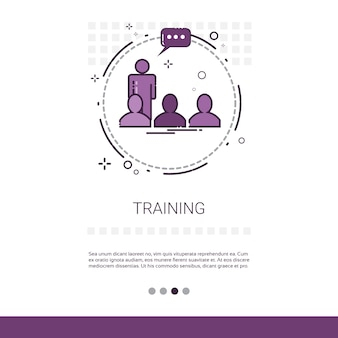 Learning training courses