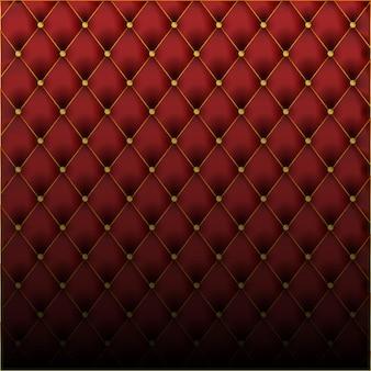 革の質感の豪華な黒の背景。家具の壁紙用の革パターン素材。