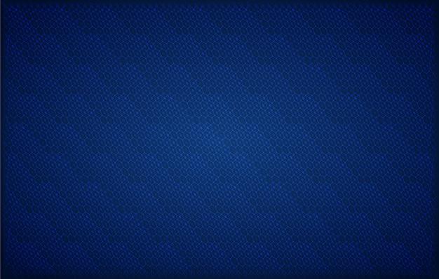 Led blue cinema screen background