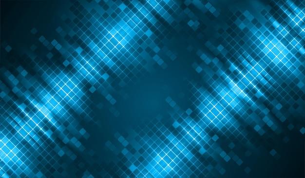 Светодиодный экран для кинопрезентации light abstract technology background