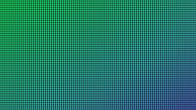 Led screen macro texture projection background.