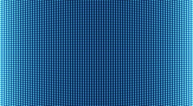 Ledスクリーン。ピクセルテクスチャ。デジタルディスプレイ。図