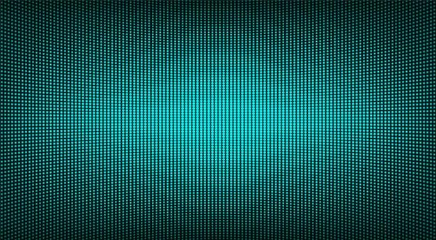 Ledの画面テクスチャ。デジタルディスプレイ。図。