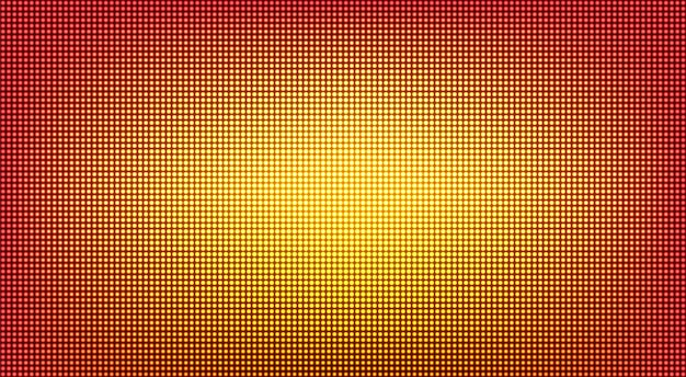 Led screen texture. lcd digital display. vector illustration.